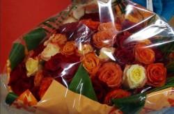 sochiスタンド花