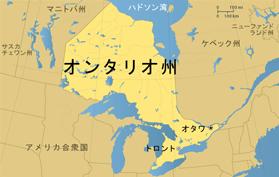 トロント地図